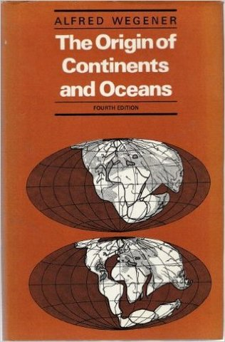 The Origin of the Continents and Oceans.