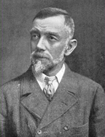 Response to Wegener's Hypothesis - George William Lamplugh