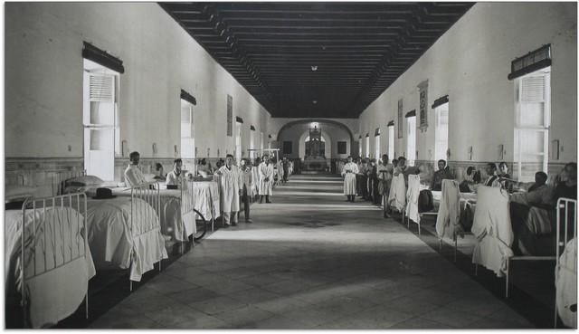 Etapa Técnica de la Enfermería (Edad Contemporánea)