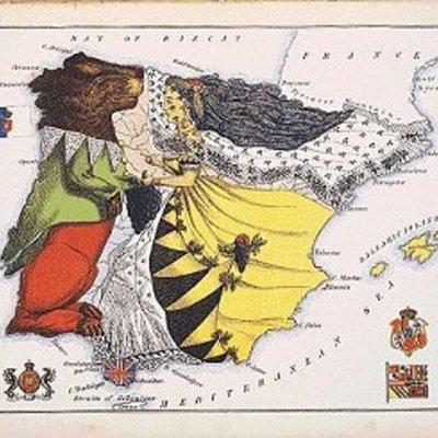 LA HISTORIA DE ESPAÑA : TEMA 1 Y 2 timeline