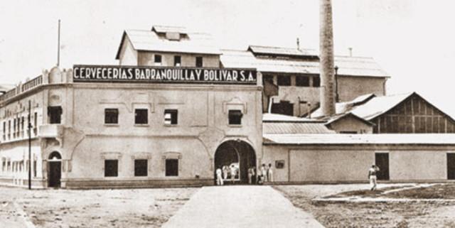 Cerveceria Bolivar 1905 - 1933
