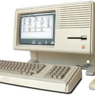 Generaciones de los Computadores timeline