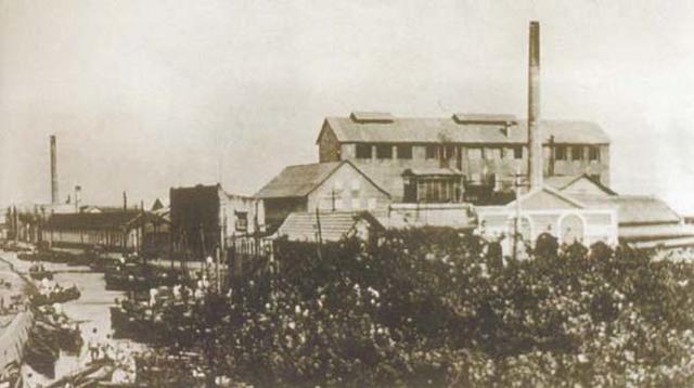 Cuna de Cerveza Aguila 1913 - 1933