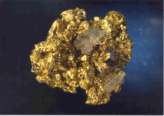 Gold Discovered in Black Hills
