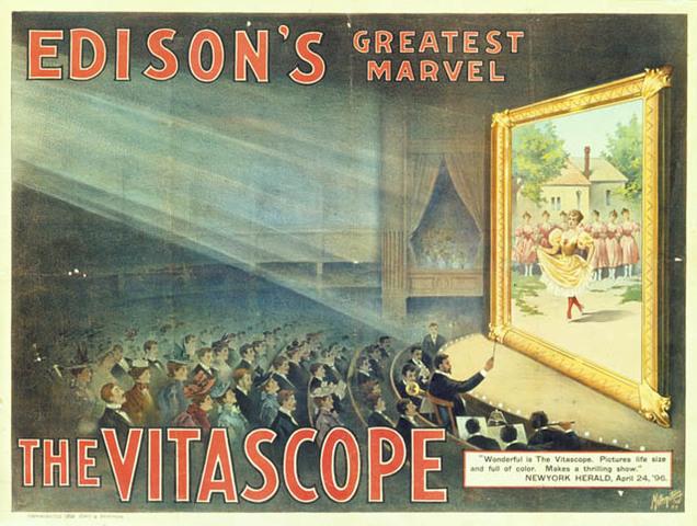 Edison's Vitascope Theater