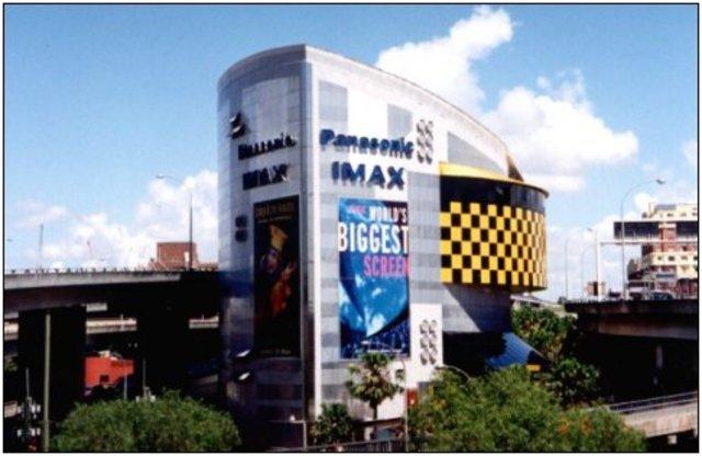 LG Imax Theater