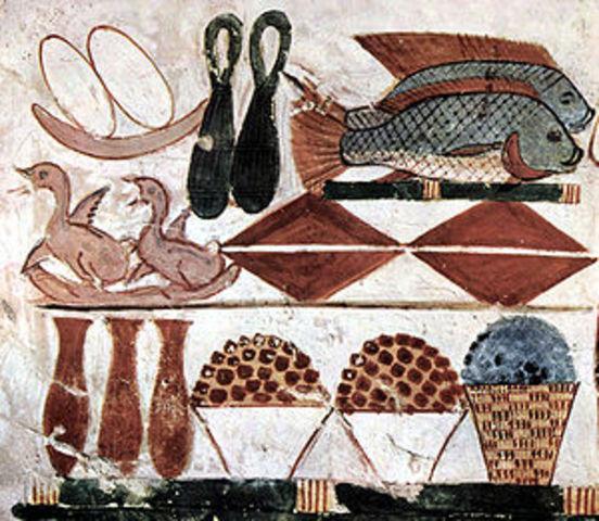 La edad antigua: El pueblo egipcio.
