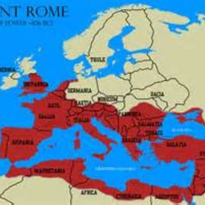 Ancient Rome (753 BCE to 476 CE) timeline