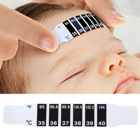 Forehead Strip Thermometer