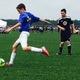 Soccer shot image