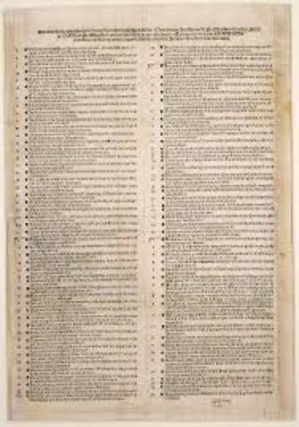 luther 95 theses modern translation  · as the 500th anniversary of martin luther's 95 theses approaches rough translation luther was a transformative figure in modern european history.