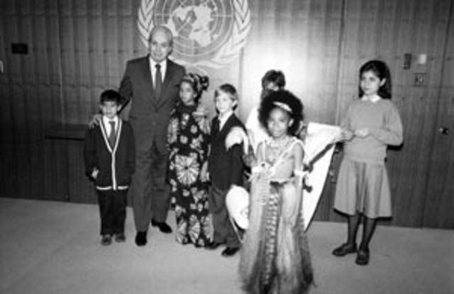 Convención sobre los Derechos del Niños