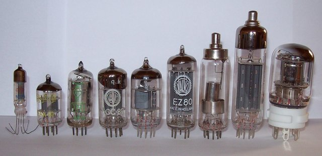 Invention of the Vacuum Tube
