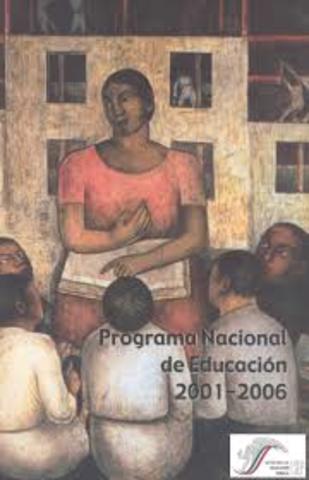 Programa Nacional de Educación