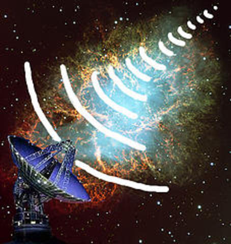 first radio broadcast signal