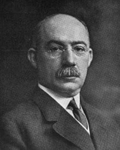 1908 - henry L. Gantt.