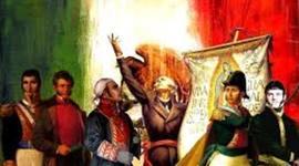 CONTEXTO NACIONAL E INTERNACIONAL DE 1810 A 1821 timeline
