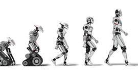 Línea del Tiempo de la Robótica timeline