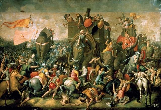 Punic wars dates in Australia