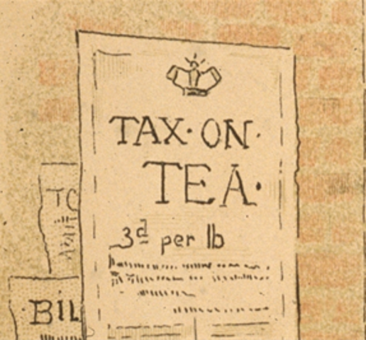 a revolution sparked by the tea In the trouble with tea,  tea sparked debates over  while tea has long been a symbol of the american revolution, the trouble with tea situates the .