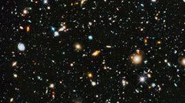 Linea temporal: Història de la visió de l'Univers timeline