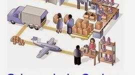 Orígen del concepto de cadena de suministro timeline
