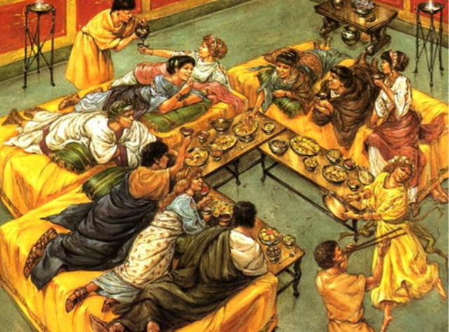 LA EDAD ANTIGUA. La Roma Imperial.