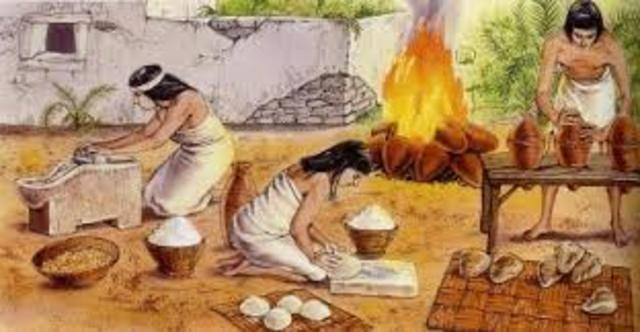 La panadera vuelve a mamar picha - 2 part 1