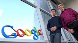 Larry Page y Sergey Brin timeline