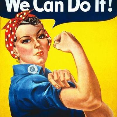 Ser Mujer y Trabajar timeline