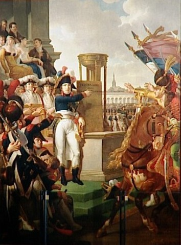 napoleon bonaparte led france to greatness Find out more about the history of napoleon bonaparte, including videos,  that  had governed france since 1795, offered to let napoleon lead an invasion of.