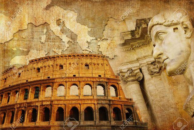 Matrimonio En El Imperio Romano : La caída del imperio romano y el bizantino