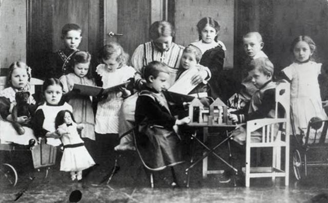 Se crean normas para un establecimiento Preescolar