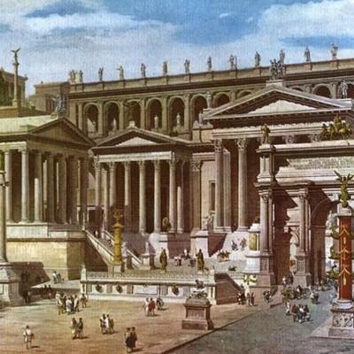 Imperi Romà d'Occident timeline