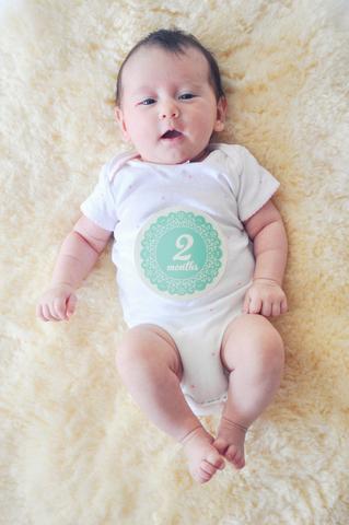 Desarrollo de la comunicacion bebe 11 meses timeline timetoast timelines - Bebes de 3 meses ...