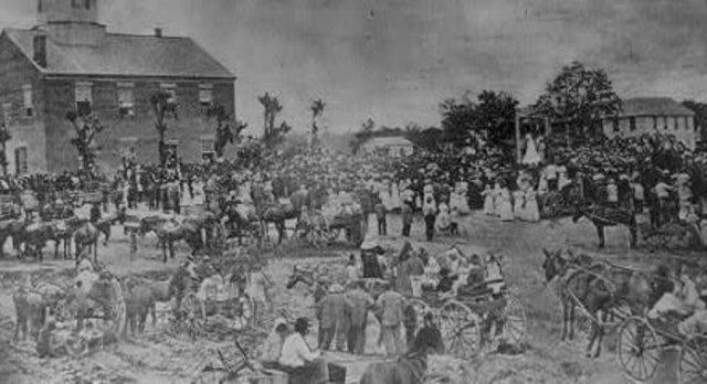 En 1880 Se crea la policía rural