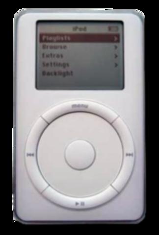 I-pod ( Second generation )