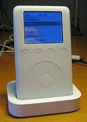 I-pod ( Third generation )