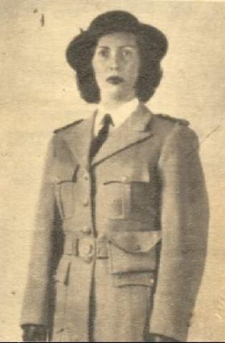 1930 Se crea el primer cuerpo femenil de Policías