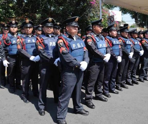 En 194I Nace la Policía Bancaria e Industrial.
