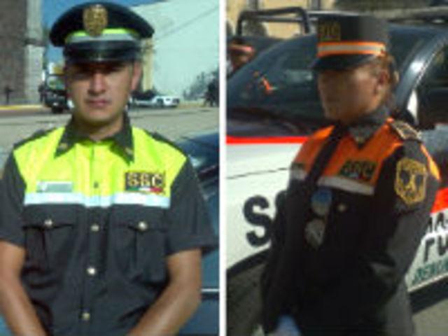 Se divide la policía en dos funciones, para dar vigilancia y vialidad