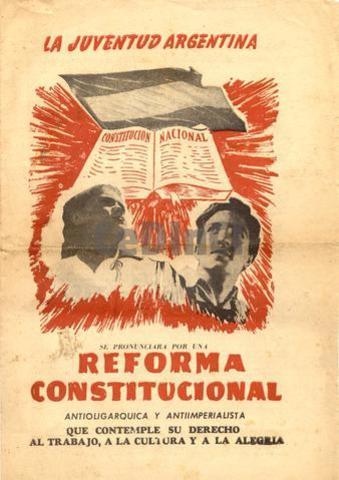 Reforma Constitucional de 1957