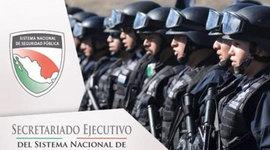 Evolución de la Seguridad Pública en México timeline