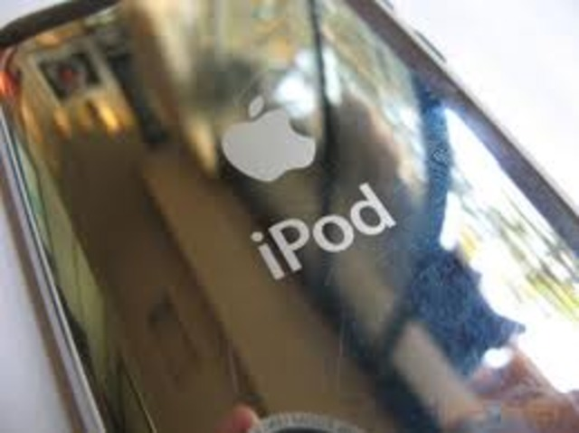 I-pod Touch ( Third Generation )