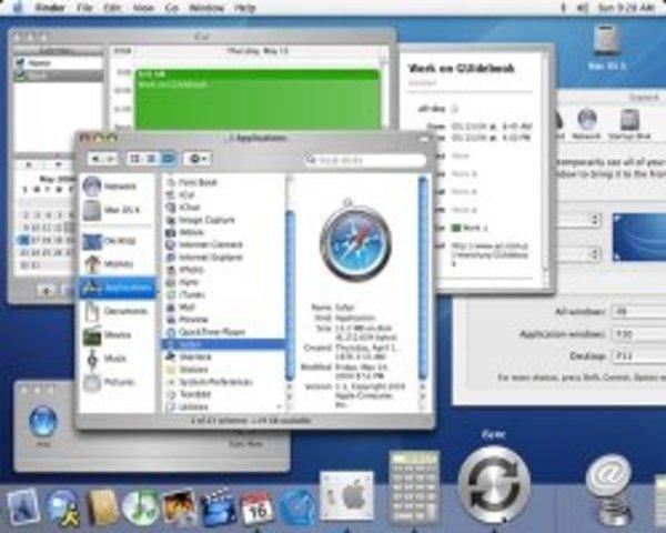 """2003: Mac OS X 10.3 """"Panther"""""""