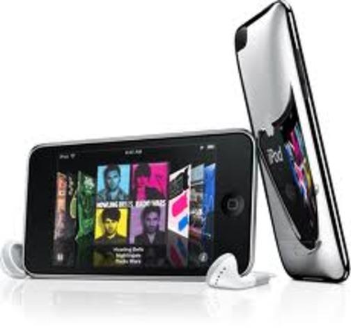 I-pod Touch ( Fourth Generation )