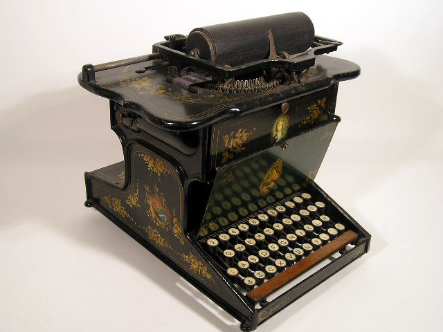 The Invention of the Typewriter
