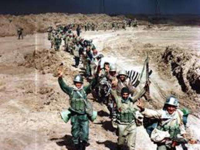 Persian gulf war images
