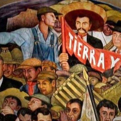 Revolución Mexicana (1910-1917) timeline