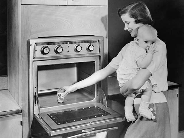 The History Of Microwave Ovens Timeline Timetoast Timelines